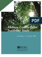 BERC Pellet-Mill Report 2009