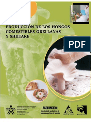 cultivo de hongos comestibles en chile pdf