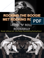 Rocking the Boogie