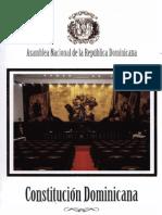 Constitución de la República Dominicana 2010