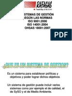 Sistemas de Gestion Segun Las Normas Iso 9001-2000