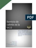 Caso Experimental Cafetin