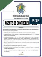 Agente Controle Interno PREF JACUI