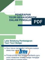 PB5MAT_05Bahan - Pert Ke-5 Teori Behavioristik