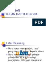 PB8MAT_08Bahan - Pert Ke-8 Tujuan Instruksional