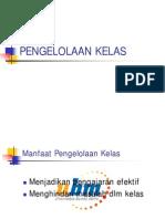 PB10MAT_10Bahan - Pert Ke-10 Pengelolaan Kelas