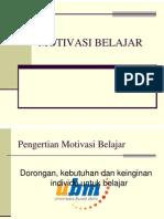 PB12MAT_12Bahan - Pert Ke-12 Motivasi Belajar