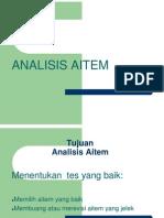 PB13MAT_14Bahan - Pert Ke-13 Analisis Aitem