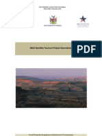 Namibia Tourism Project