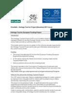 European heritage Bulletin