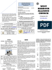Church Newsletter - 23 September 2012.1