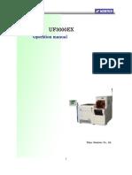 UF3000EX Operation Manual