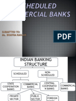 Scheduled Commercial Banks