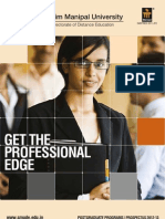 PG Prospectus - SMU PRG - Fall 12