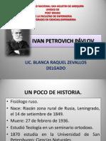 Ensayo Pavlov