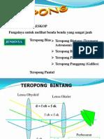 Alat-Alat Optik c