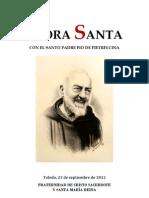 Hora Santa p. Pio