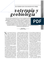Gemoterapia y Geobiologia