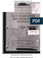 WWII Pilot Selection Program