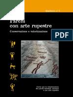 Parchi con arte rupestre- Quaderni Di Archeopterix- nr. 2 - Collana diretta da Gabriella Brusa Zappellini