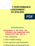 Boiler Performance