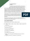 Econometrics MCQS