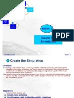 Delmia DPM M3 - Create the Simulation