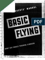 WWII Basic Flight Training