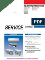 Samsung MH080FXCA4A Service Manual