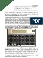 HP-12C Características Básicas e Introdução ao Uso da HP-12C