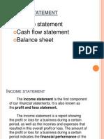 Finacial Statement