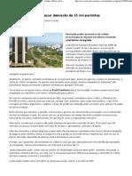 Decisão do BC pode causar demissão de 35 mil pastinhas _ Diário Económico