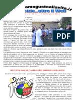 GIORNALINO 10 Settembre 2012 Diamogustoallavita - Campeggi a Sant'Egidio e dieci anni del nostro gruppo