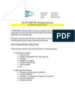 Mechanical Seal Troubleshooting Guide