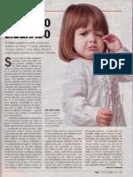 Veja Ed. 2287 19/09/2012 p.107 - BERREIRO LIBERADO - O bebê acordou à noite e está aos prantos no berço? Calma. Deixar a criança chorar é uma tática eficaz e segura para ensiná-la a domlir sozinha