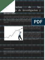 Administracion de Las Actividades de Investigacion y Desarrollo