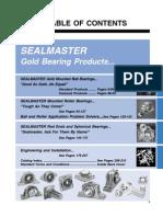 Catálogo Seal Master