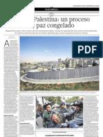 Israel y Palestina, un proceso de paz congelado