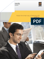 Flexi MBA Prospectus
