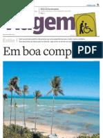 Suplemento Viagem - Jornal O Estado de S. Paulo - Viajante Solitário 20120918