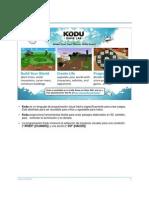 Qué es Kodu