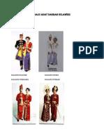 Baju Adat Daerah Sulawesi