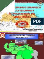 PLAN DE DESPLIEGUE ESTRATÉGICO PARA LA SEGURIDAD Y RESTABLECIMIENTO DEL ORDEN PUBLICO - GN