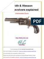 Smith & Wesson Tip-up Revolvers Explained - HLebooks.com