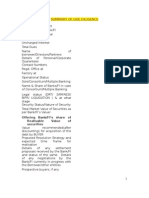 Due Diligence & Valuation Report Format