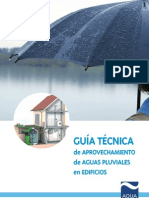 Guia Tecnica Aprovechamiento Aguas LLuvia