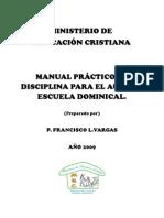 Manual Practico de Disciplina Para El Aula[1]