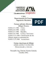 49667661 Normas Oficiales Dibujo Tecnico