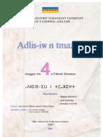 Tamazight - manuel scolaire Algérie - 4 Année Moyenne