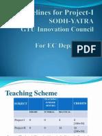 GTU SodhYatra_EC Dept